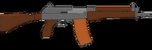 7.3 Sw 83m/1 [SW1A1 redesign] by Semi-II