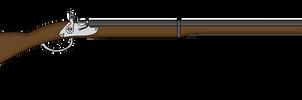 Musketja do Pekhotij, Zjemeno Wzor, M1753 .62 by Semi-II