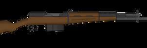 7.92 ZLW m/49 by Semi-II