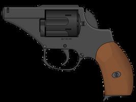 Kompaktnij Pistol ''Osa'' kal 7,62 by Semi-II