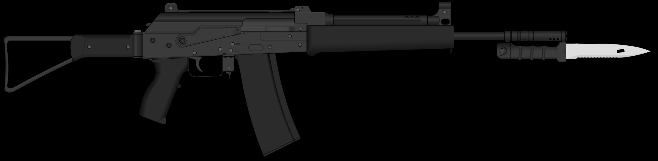 AK 5.56 Md. 97 by Semi-II