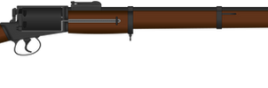 Revolving Rifle M52/85
