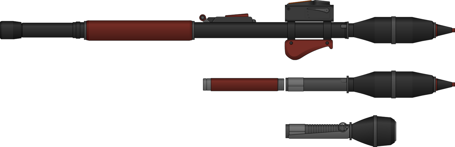 Type 8 Assault Weapon System by Semi-II