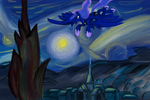 BTAG day 11: Luna's starry night