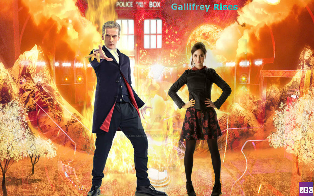 Doctor Who: Gallifrey Rises