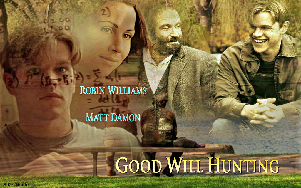 Good Will Hunting By Shadrach Delmonte On Deviantart
