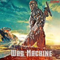 War Machine - Don Cheadle.