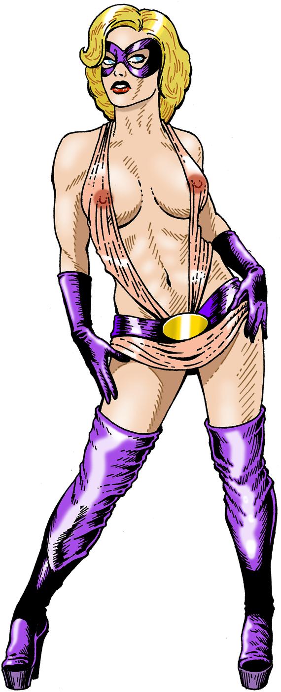 CAC-Sexysuperheroine-COL-BKM-naughty by BKMcDevitt