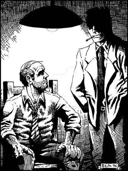 CAC367-Interrogation by BKMcDevitt