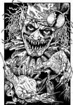 CAC409-DemonicClown
