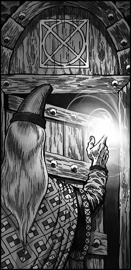 CAC435-WizardsKnockSpell-lo by BKMcDevitt