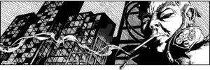 CAC450-Cyberpunk Street Scene