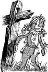 CAC461-Creepy Doll-lo