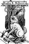 CAC464-Ghostly Rabbit