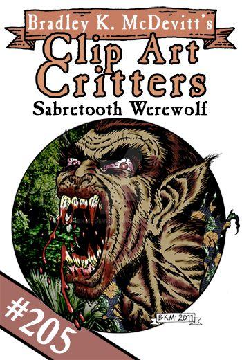 CAC205-SabertoothWerewolf-F-BKM-TN by BKMcDevitt