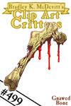 CAC499-Gnawed Bone