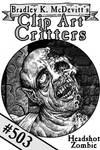 CAC503-Headshot Zombie-TN
