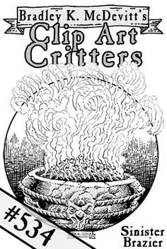 CAC534-Sinister Brazier-TN