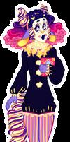 Lemon Blueberry Cheesecake + Purple Rain Float