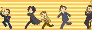 Everybody RUN by edbrawley
