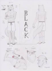 Black - Body References by ReduxBlack