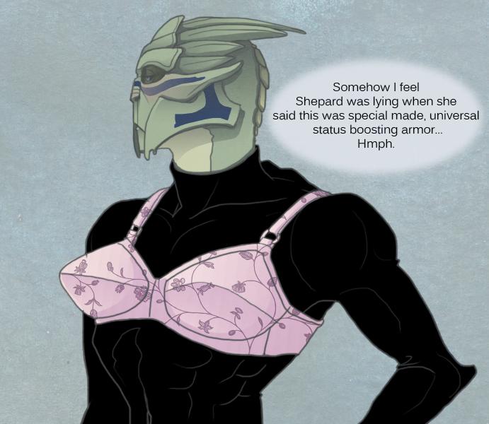 Armor Bra by Yosh9