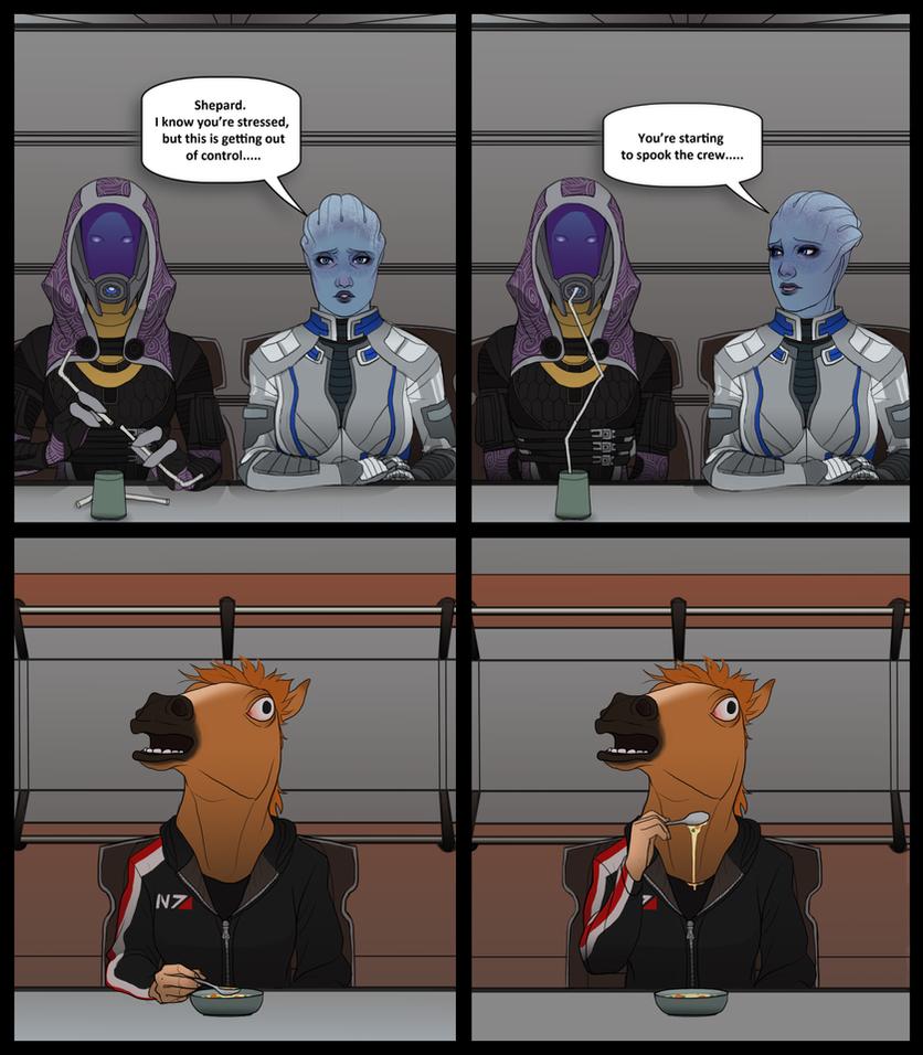 ME Comic #2 by Yosh9