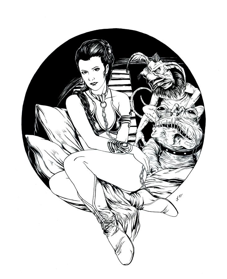 Leia by jpc-art