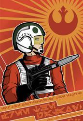 Rebel Propaganda - Pilot by jpc-art