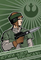Rebel Propaganda - Scout by jpc-art