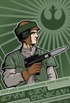 Rebel Propaganda - Scout