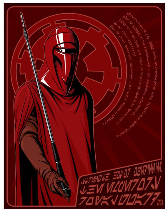 Royal Guard Propaganda by jpc-art
