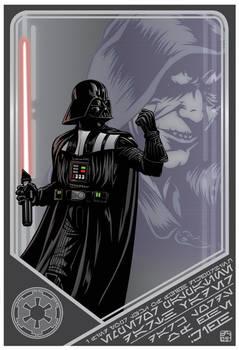 Vader and Palpatine Propaganda