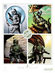 Boba Fett - Concept To Realization by jpc-art