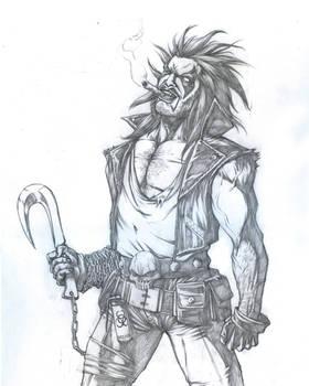 Lobo - Pencils