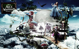 44. Alice in Wonderland by NGUYENew-is-me