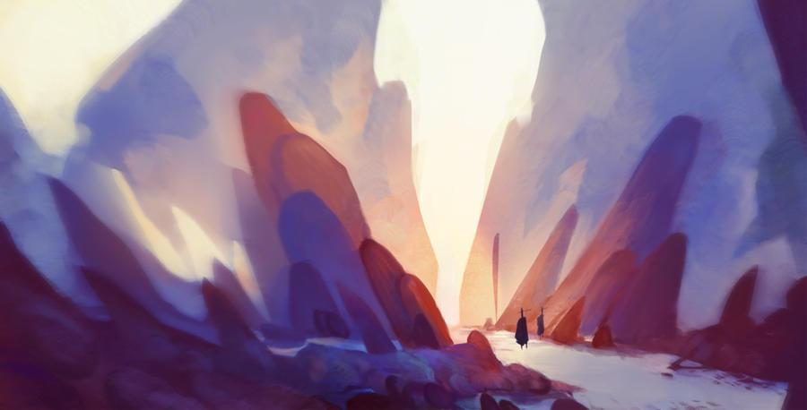 Ether Valley by tomvanrheenen