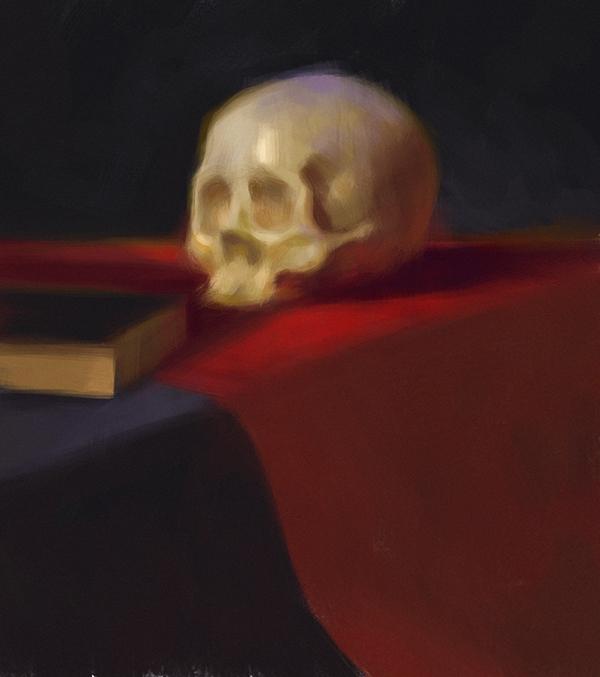 Skull by tomvanrheenen