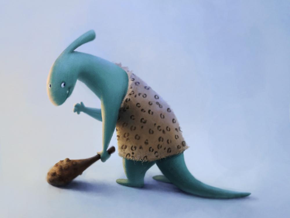 Dinosaur by tomvanrheenen