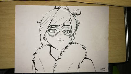 Mei is bae :3 by operfield