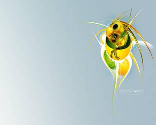 TROPICAL BIRD by genr