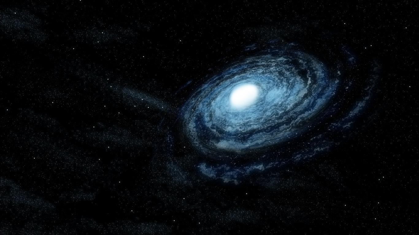 Galaxy Wide Screen Wallpaper by Tallest-Schuler