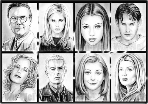8 Buffy PSCs