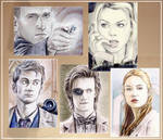 Doctor Who miniatures