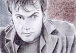 David Tennant mini-portrait