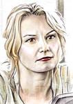 Jennifer Morrison mini-portrait