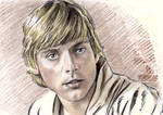 Mark Hamill mini-portrait