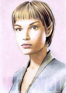 Jolene Blalock mini-portrait