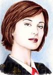 Catherine Bell mini-portrait