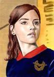 Jenna-Louise Coleman mini-portrait